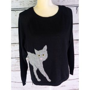 NWT's, French Connection Cat Wool Sweater